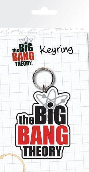 The Big Bang Theory - Logo Keyring