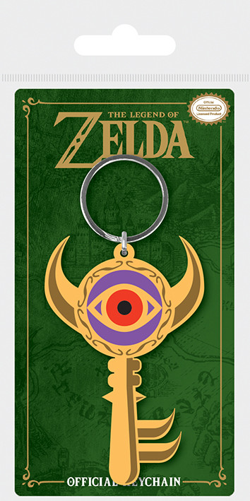 The Legend Of Zelda - Boss Key Keyring