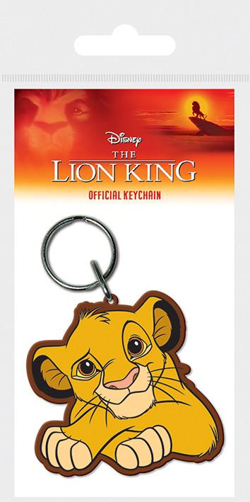 The Lion King - Simba Keyring