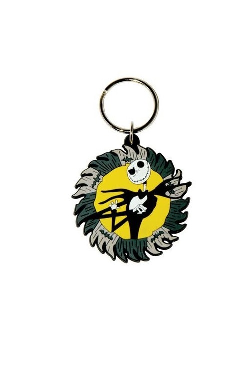 THE NIGHTMARE BEFORE CHRISTMAS - Jack Frame Keyring