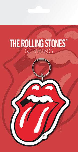 The Rolling Stones - Lips Keyring