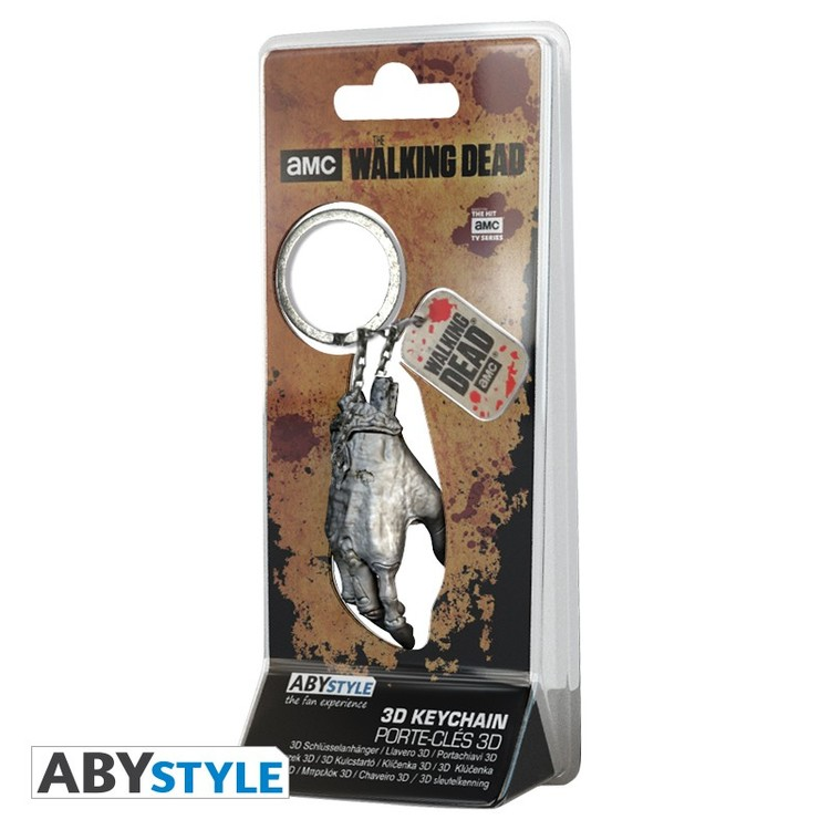 The Walking Dead - Zombie hand Keyring