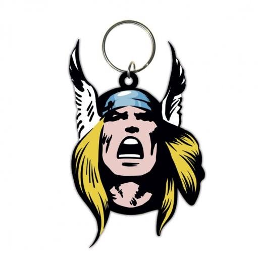 Thor - Face Keyring