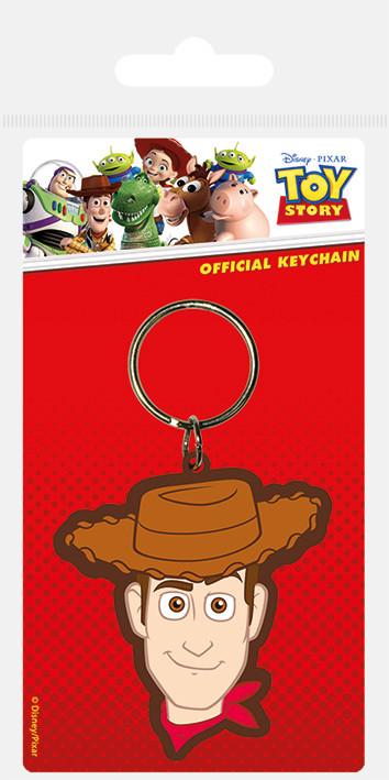Keychain Toy Story 4 - Woody