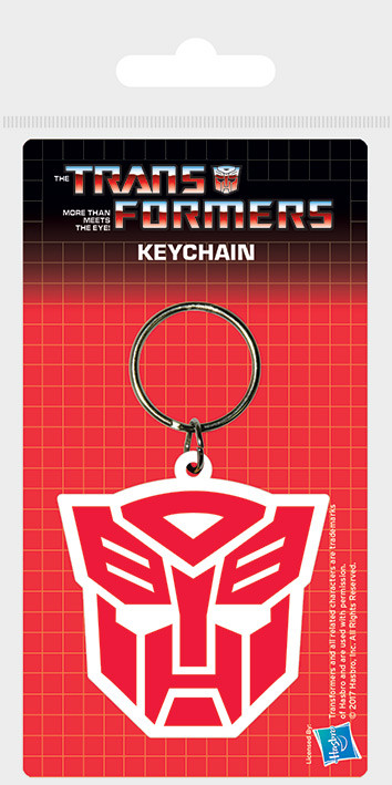 Transformers G1 - Autobot Shield Keyring