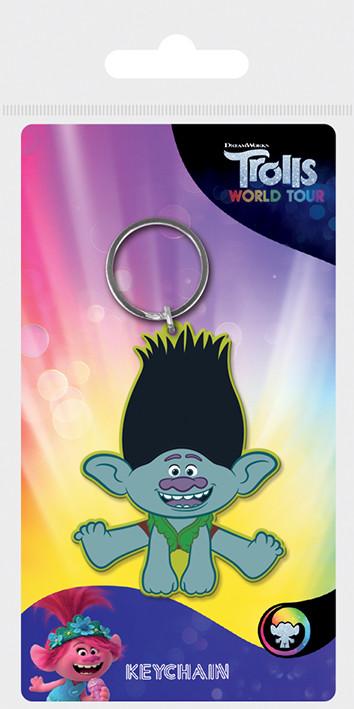 Keychain Trolls World Tour - Branch
