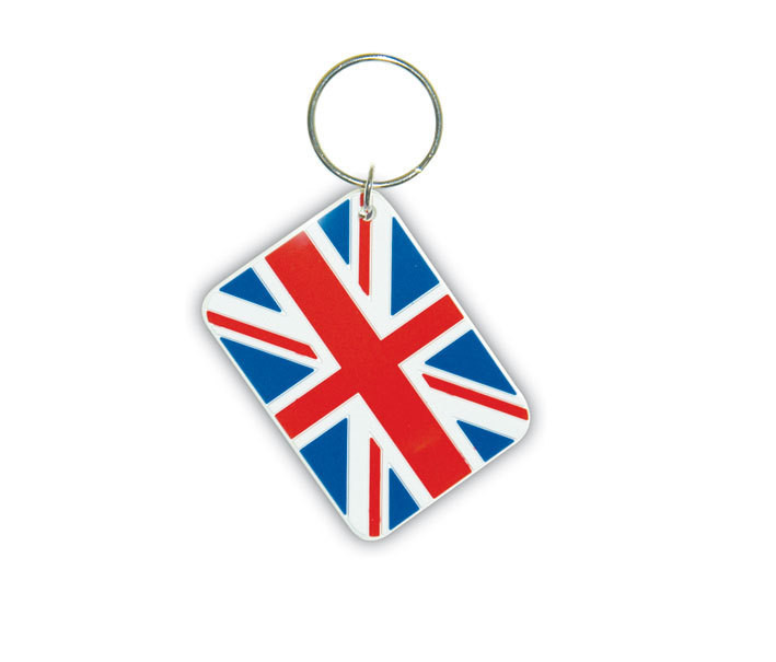 UNION JACK - Flag Keyring