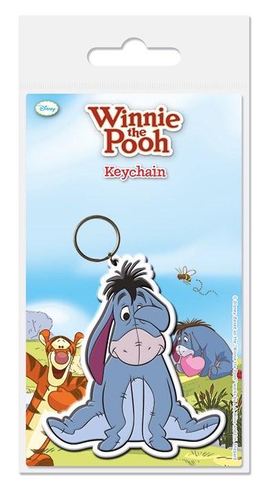 Winnie the Pooh - Eeyore Keyring