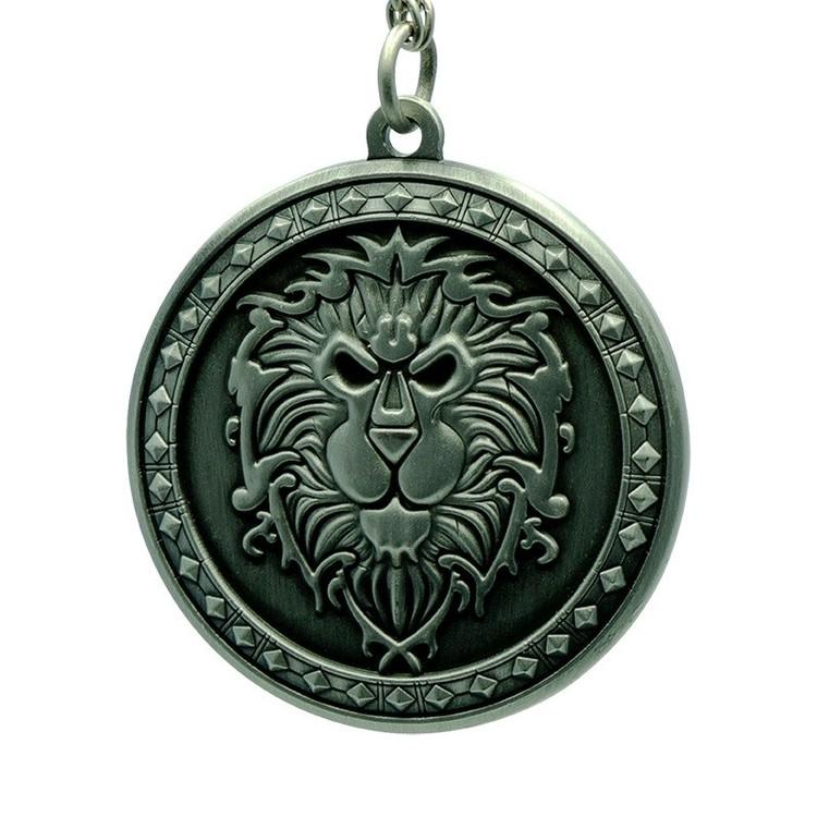 Keychain World Of Warcraft - Alliance