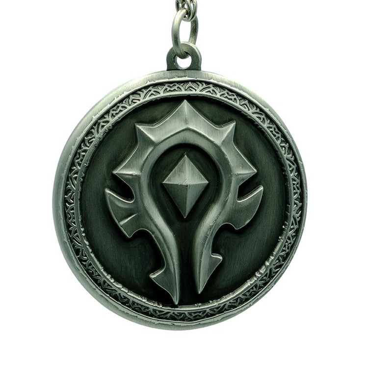 Keychain World Of Warcraft - Horde