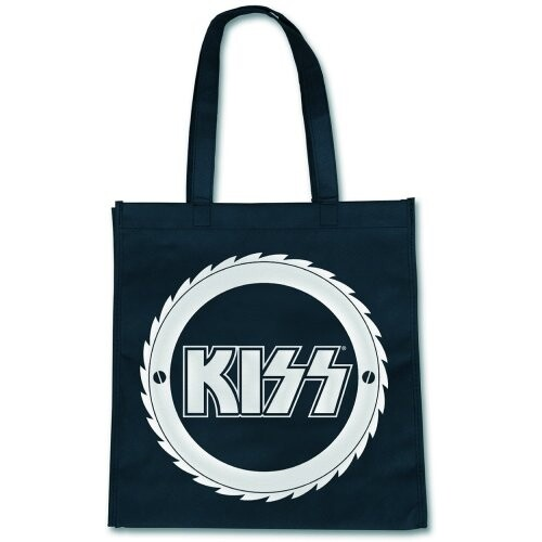 Bag Kiss - Buzzsaw Logo