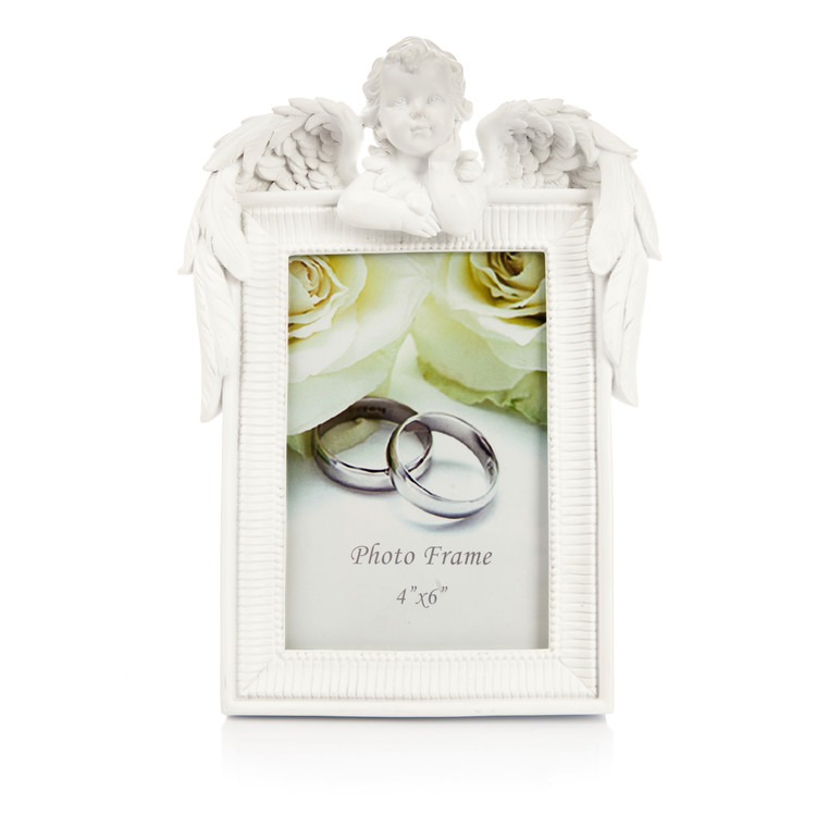 Photo Frame with Angel – Photo 10x15cm Kodinsisustus