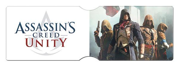 Assassin's Creed Unity - Characters Korttikotelo