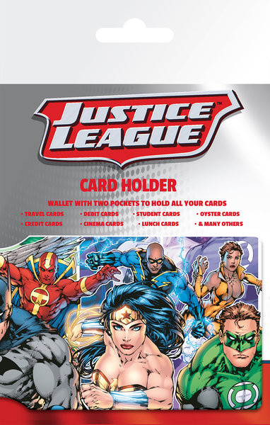 DC Comics - Justice League Group Korttikotelo