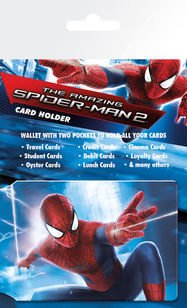 THE AMAZING SPIDERMAN 2 - Spiderman Korttikotelo