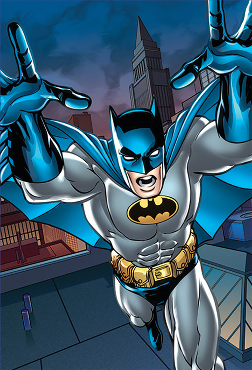 Batman - Roof Kuvatapetti, Tapettijuliste