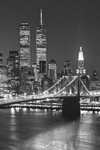 BROOKLYN BRIDGE Kuvatapetti, Tapettijuliste