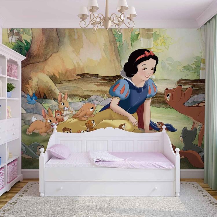 Disney Princesses Snow White Valokuvatapetti