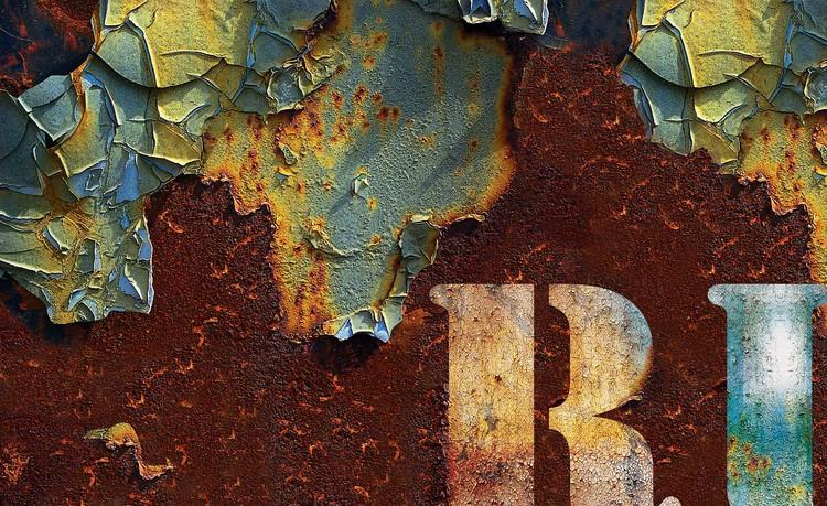 Distressed Texture Valokuvatapetti