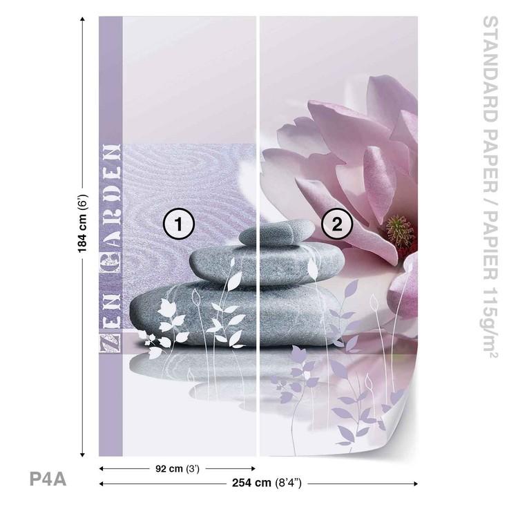 Flower Valokuvatapetti