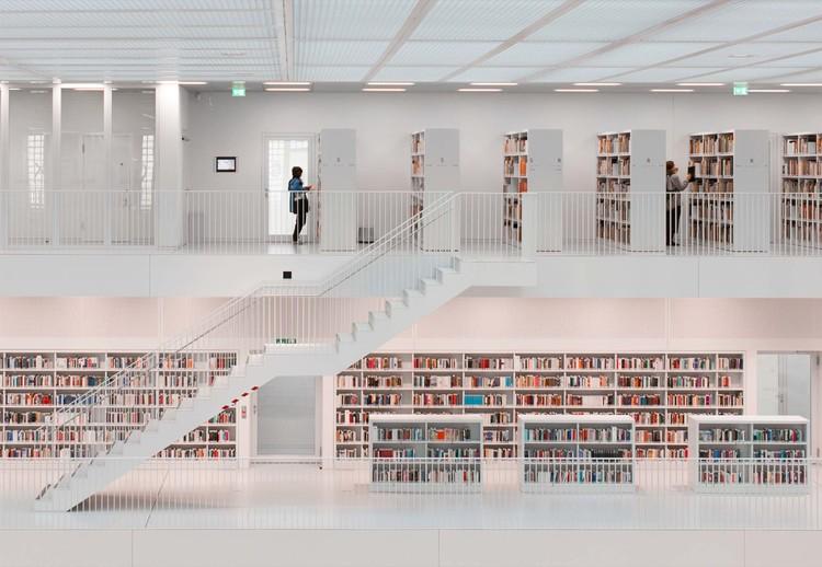 In The Library Valokuvatapetti