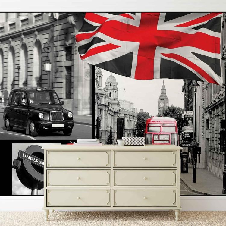 London Valokuvatapetti