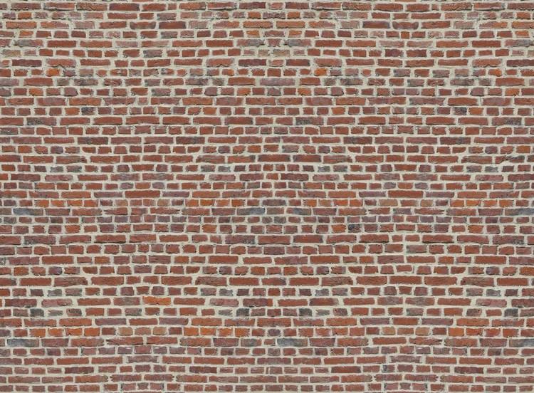 Kuvatapetti, TapettijulisteRed Brick Wall