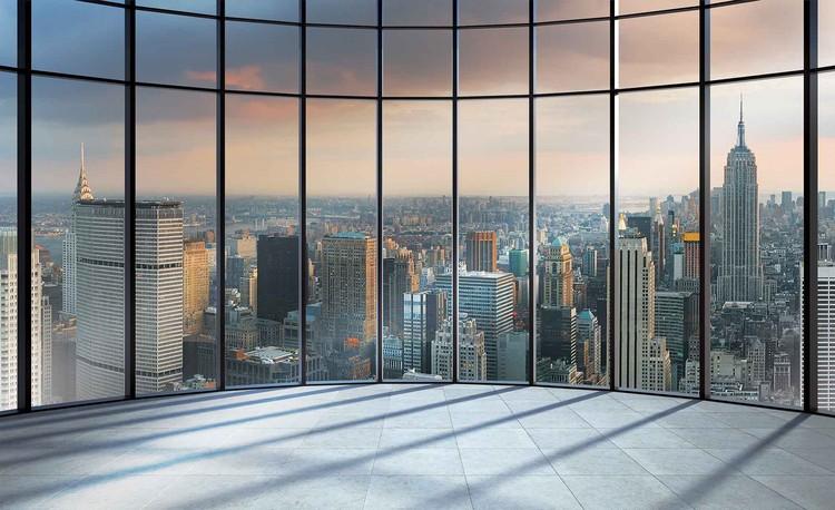 View New York City Valokuvatapetti