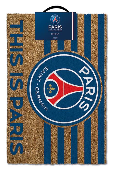Kynnysmatto  PSG - This is Paris