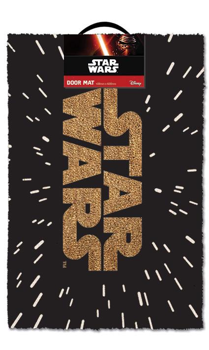 Kynnysmatto  Star Wars - Logo