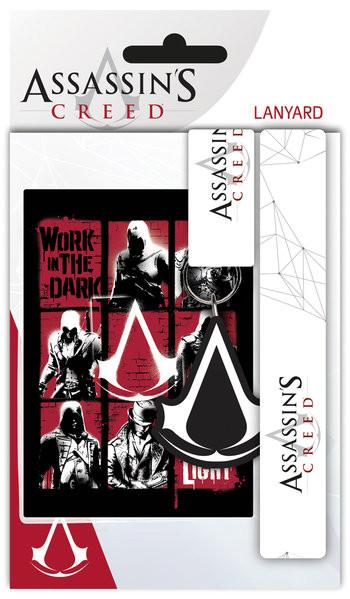 Lanyard Assassins Creed - Logo