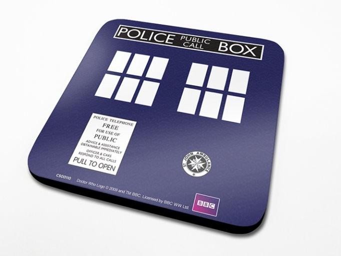 Doctor Who - Tardis Lasinaluset