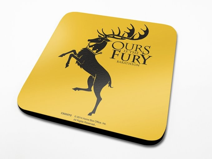 Game of Thrones - Baratheon Lasinaluset