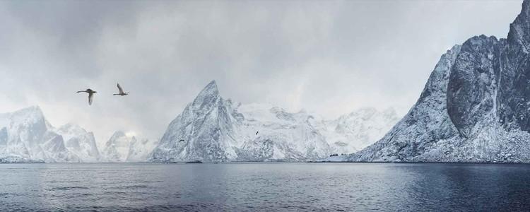 Lasitaulu Arctic Flight