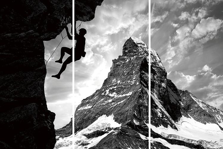 Lasitaulu Be Brave - Climb the Mountain