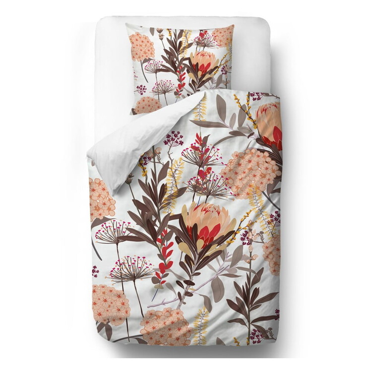 Bed sheets Light Protea