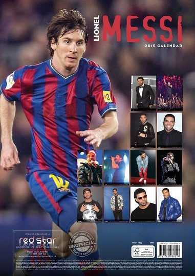 Lionel Messi   Wall Calendars | Large selection