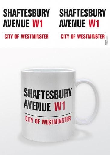 Muki Lontoo - Shaftesbury Avenue