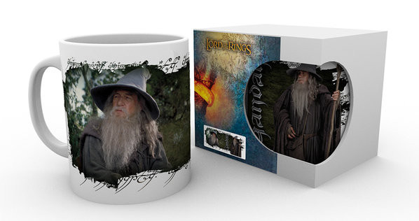 Cup Lord of the Rings - Gandalf