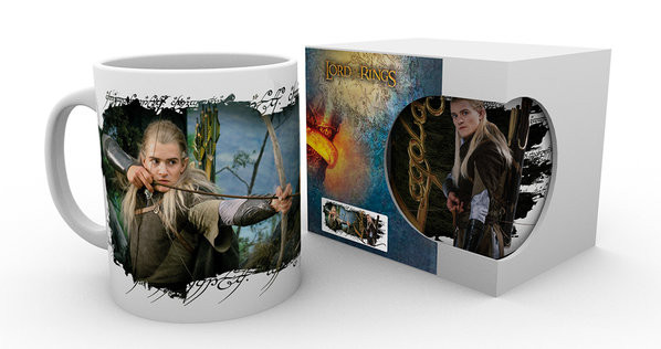 Cup Lord of the Rings - Legolas