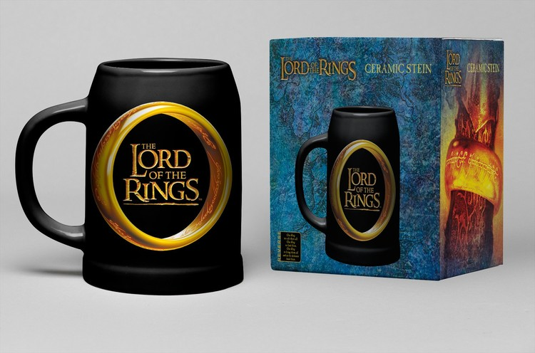 Mug Lord Of The Rings - One Ring