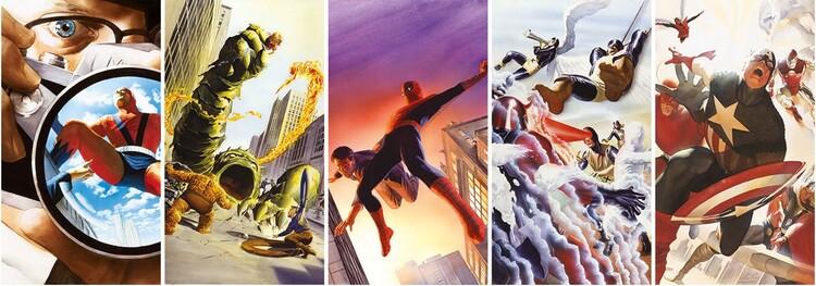 Puzzle Marvel 80