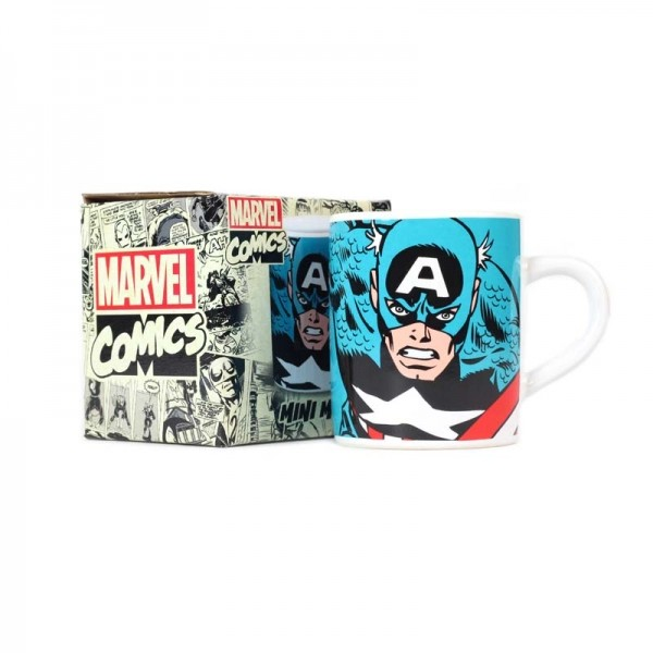 Mug Marvel - Captain America