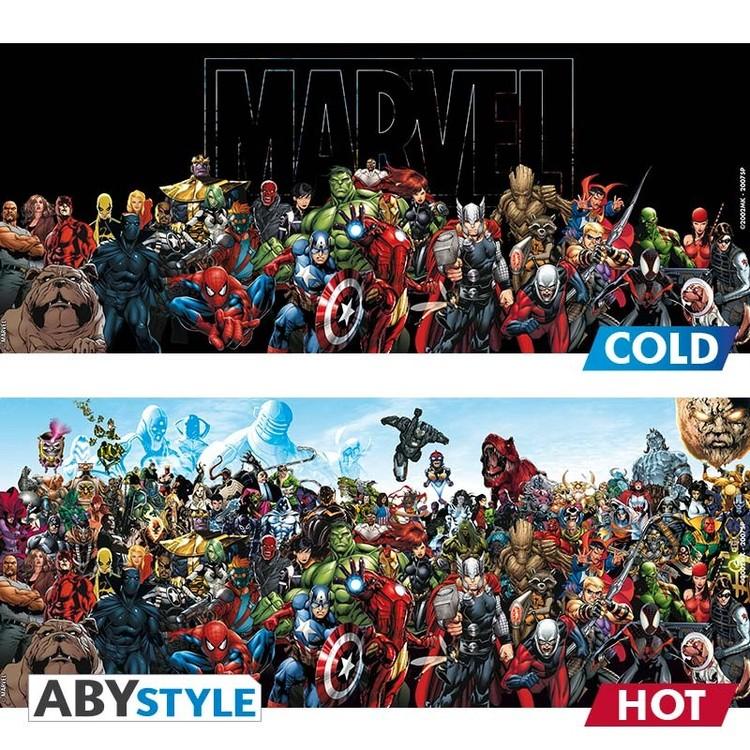 Mug Marvel - Heroes