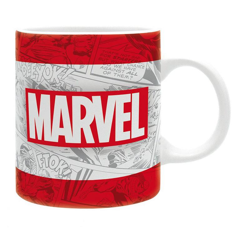 Mug Marvel - Logo Classic