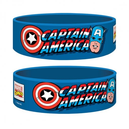 Marvel Retro - Captain America Bracelet