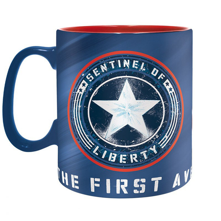 Cup Marvel - Sentinel Of Liberty