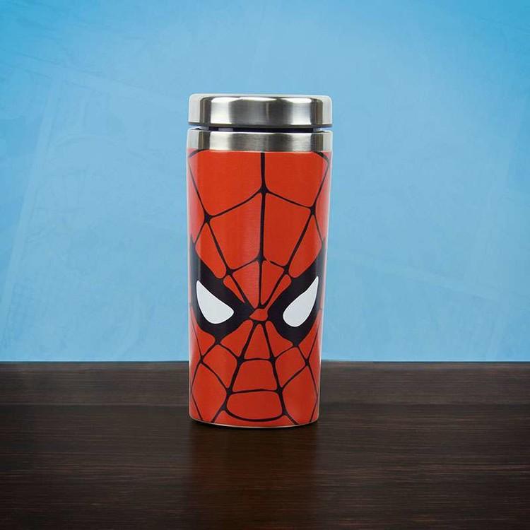 Cup Marvel - Spiderman Logo