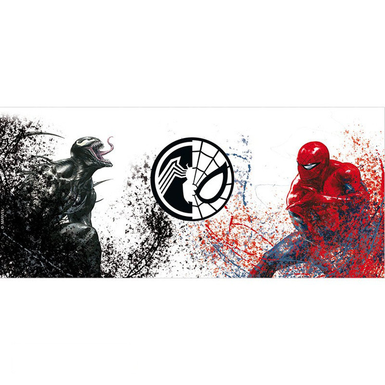Muki Marvel - Venom vs. Spiderman