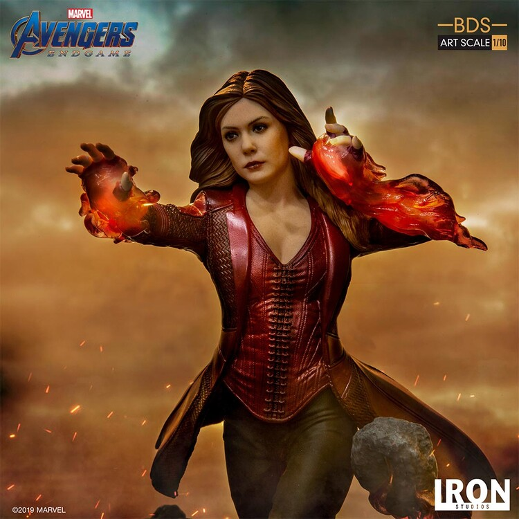 Figurine Avengers: Endgame - Scarlet Witch
